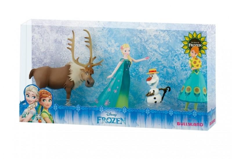 Bullyland die Eiskönigin Elsa Figur Film- & TV-Spielzeug