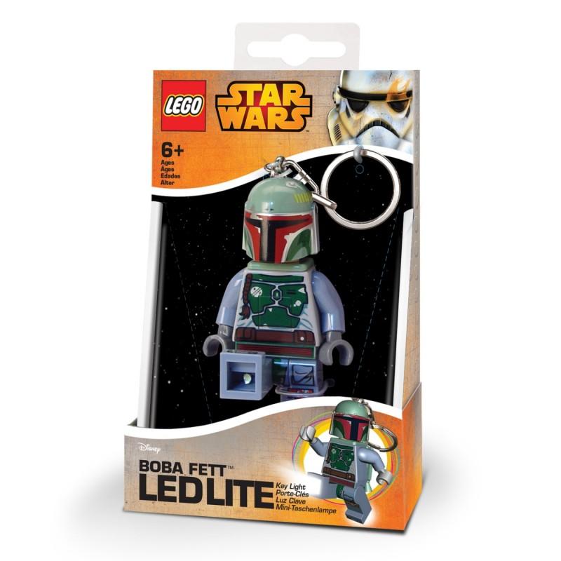 Lego Led Key Lights Bullyland Lego Star Wars Boba Fett Led
