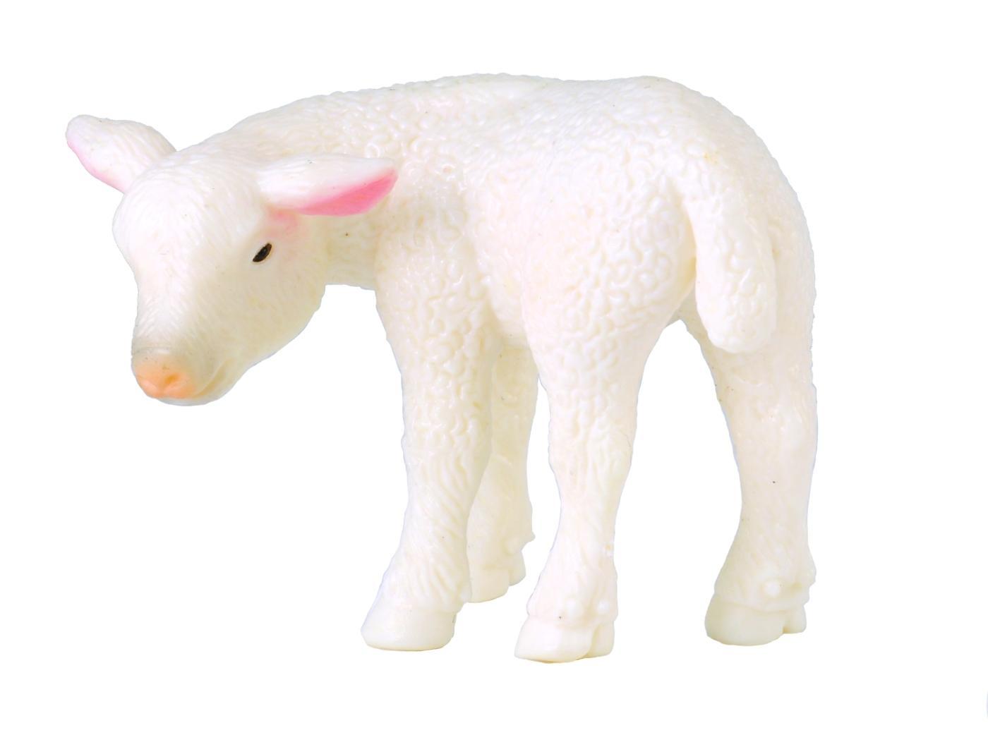 Collecta lamm tierfiguren figuren bei spielzeug