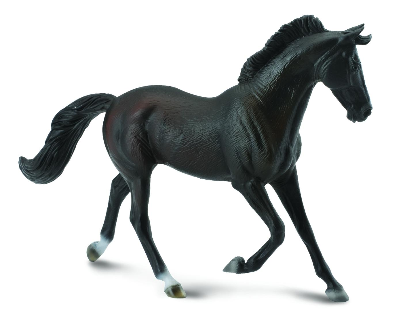 Breyer Classics Black Thoroughbred Toy Horse (1:12 Scale ...  Thoroughbred Toys