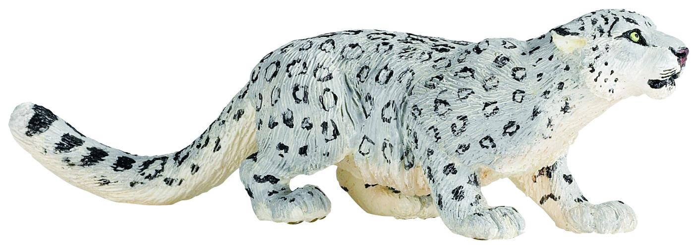 Safari Ltd 2375 Snow Leopard Animal Figures At Spielzeug
