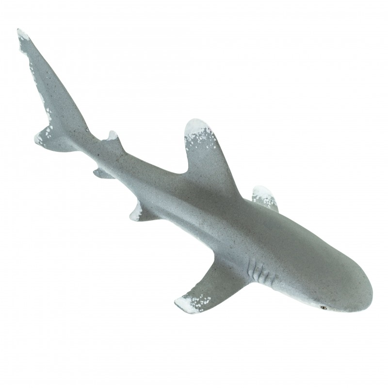 Oceanic Whitetip Shark Wild Safari Ocean Figure Safari Ltd 100271  NEW IN STOCK