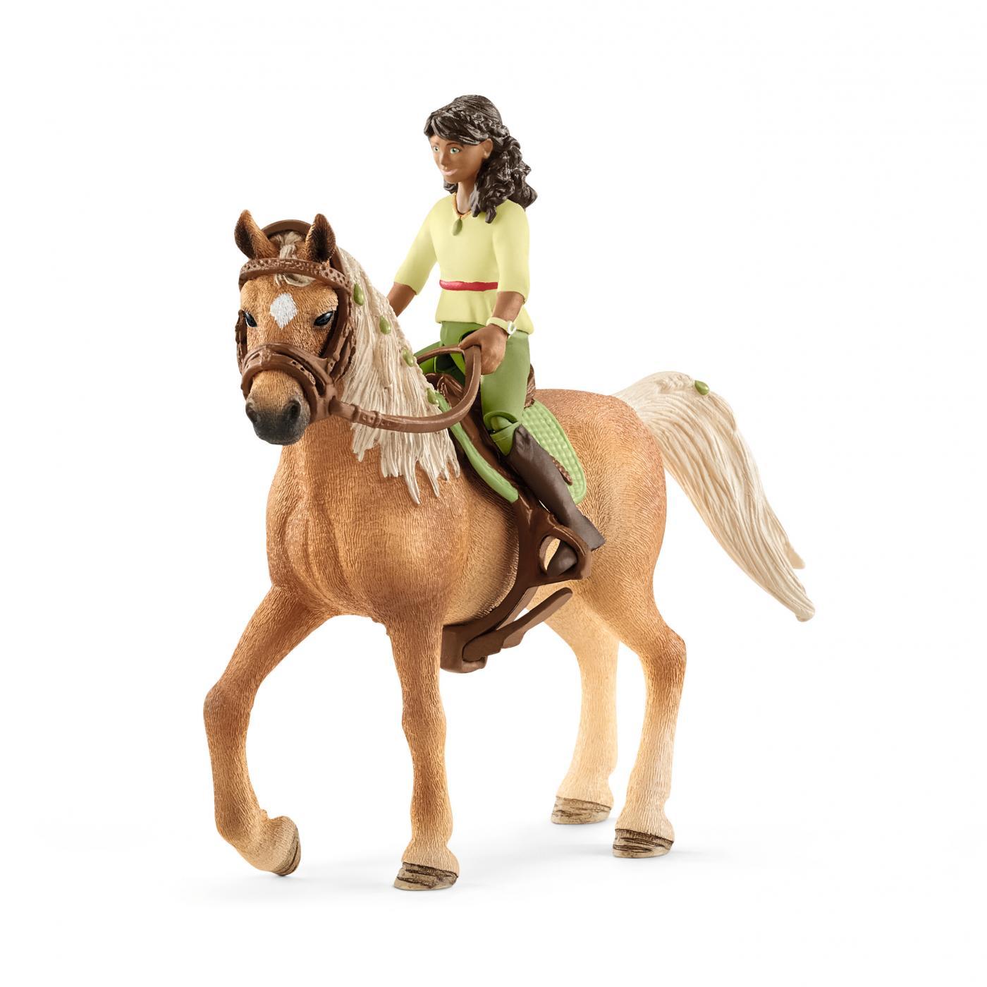 Bullyland Arabian Mare Figurine