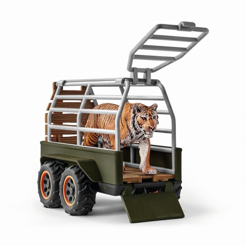 Schleich Wildlife Accessories Set 42354 Ranger Tools