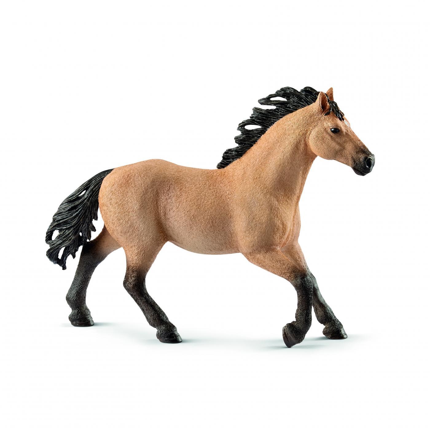 Schleich Quarter Horse stallion 13853