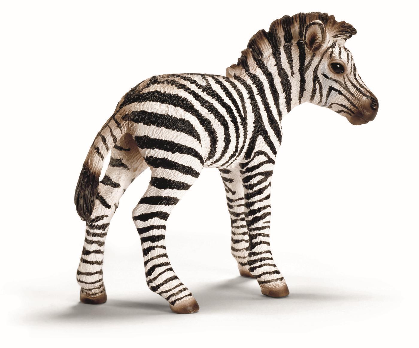 Schleich zebra foal animal figures at spielzeug