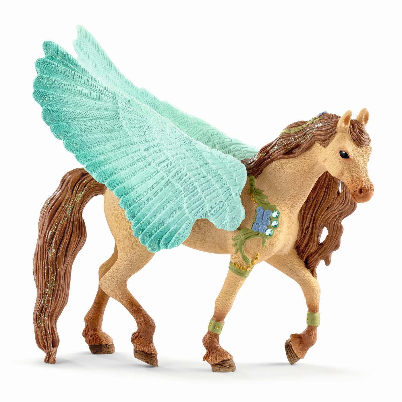 Schleich Rainbow Unicorn Mare Bayala Fantasy Figure NEW IN STOCK