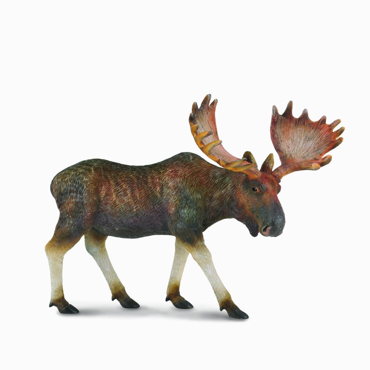 Collecta elch tierfiguren figuren bei spielzeug