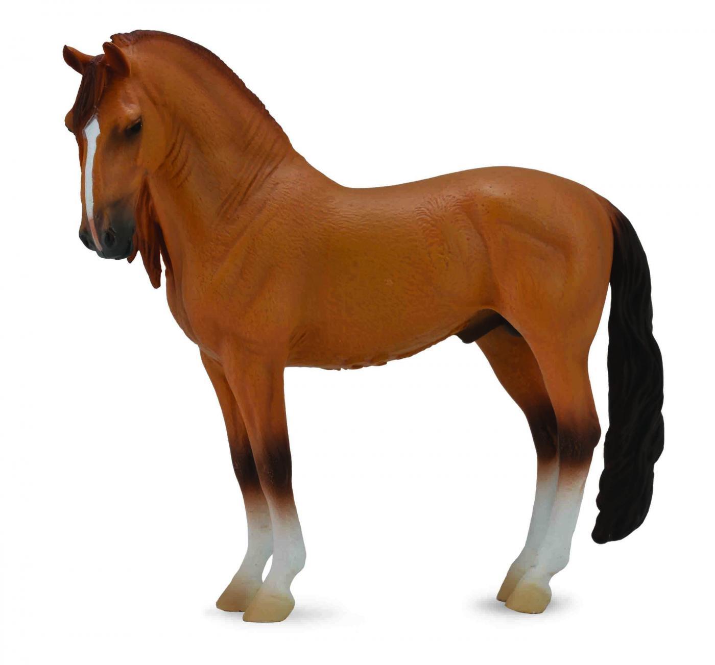 Collecta Campolina Stallion Red Dun 88701 Pferde