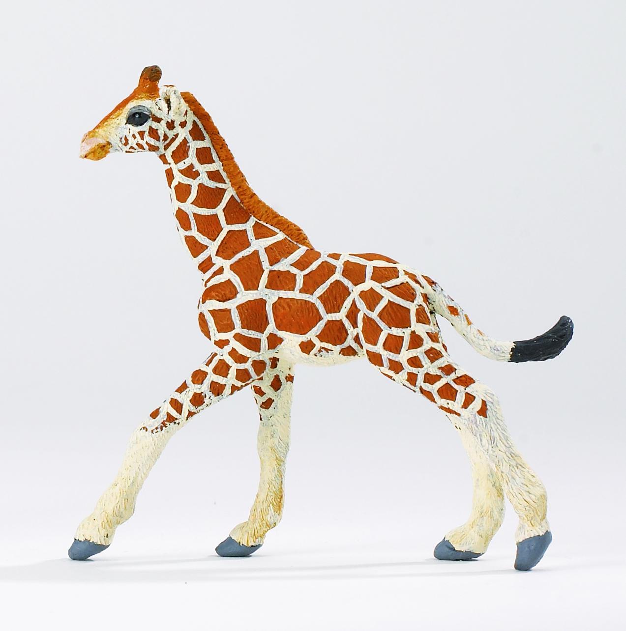 Safari ltd reticulated giraffes baby spielzeug